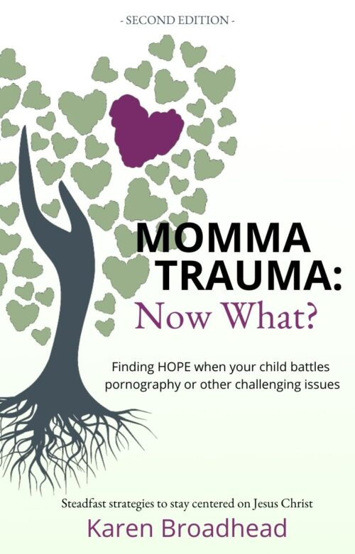 Momma Trauma book cover